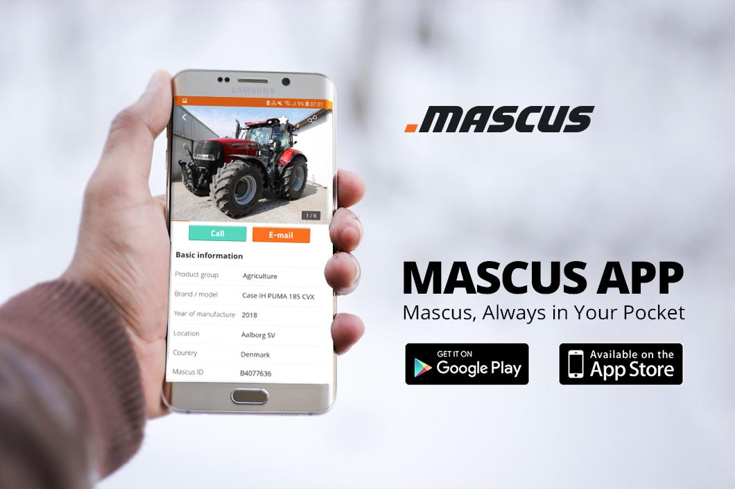 Prima Mascus App for Used Heavy Equipment | Mascus Blog USA KS-87